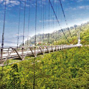 Top View of Bridge
