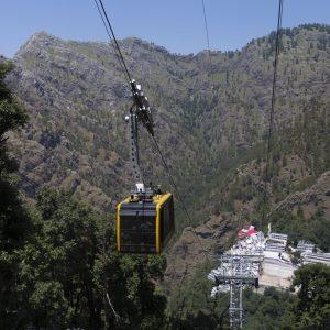 Mata Vaishno Devi Ropeways